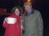 Les and Lizzie Davies, Wassail