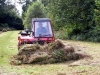 Clearing Hay Meadow