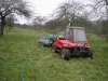 Pruning at Worth Farm in Devon