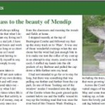 Column for Mendip Times June 2013